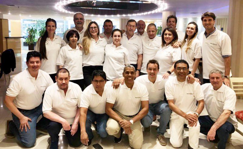 Encuentro del equipo internacional de FabriQUIMICA