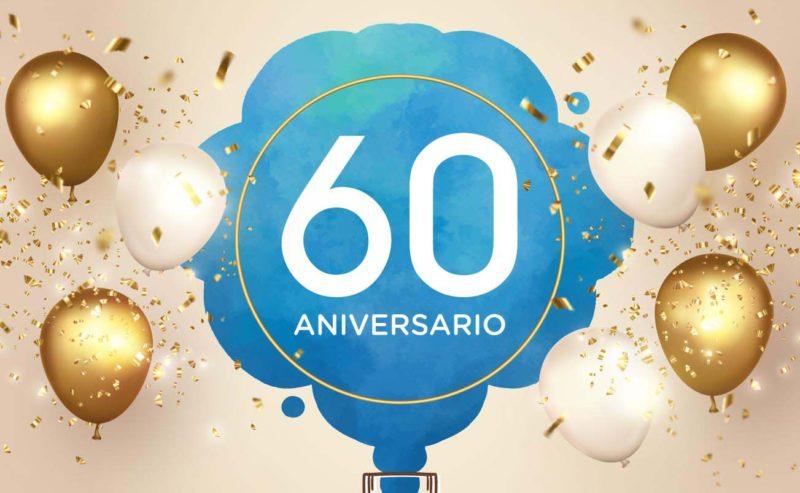 ¡Cumplimos 60 años!